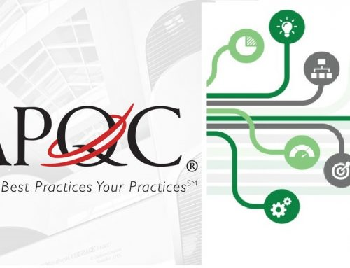 آشنایی با الگوهای پایه کسب و کار – APQC