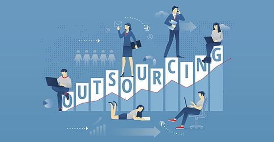برون سپاری برای شرکت های کوچک و متوسط (SMEs)