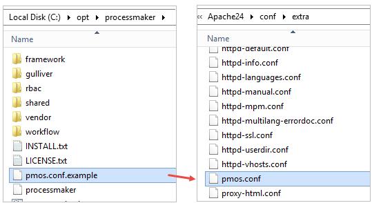 نصب نرم افزار پروسس میکر9