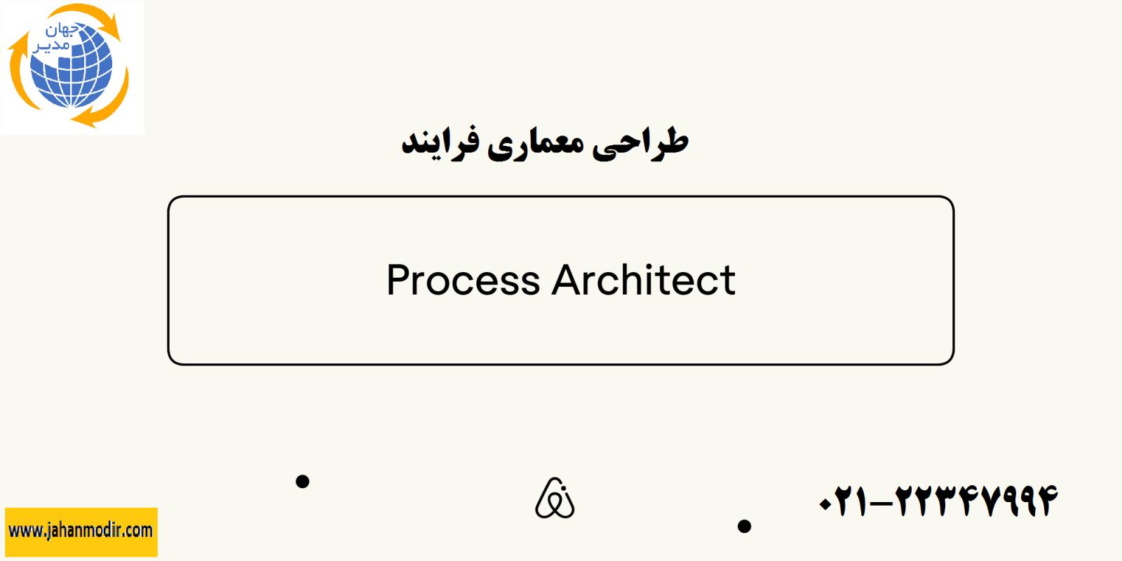 معماری فرایند سازمانی
