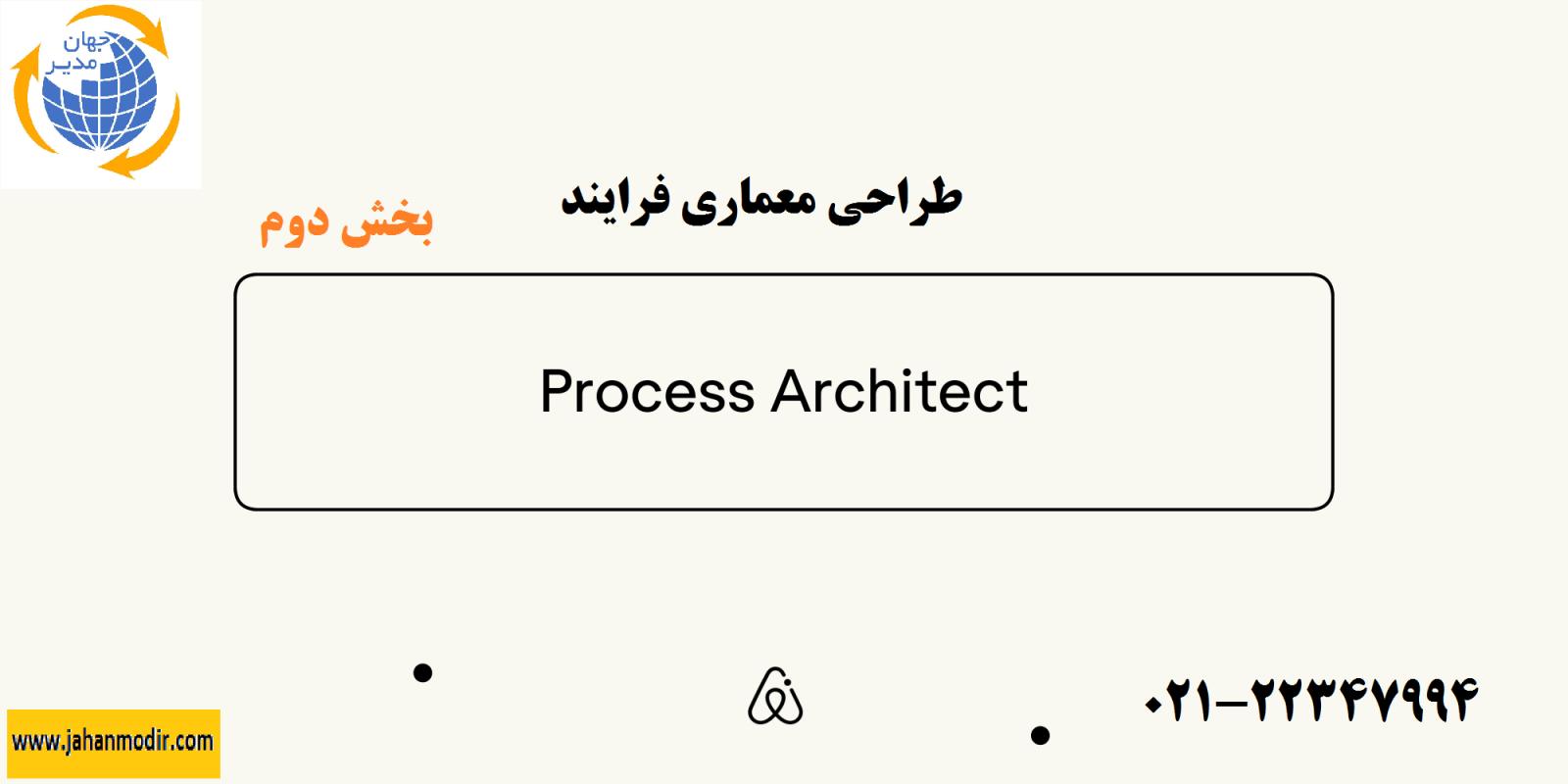 طراحی معماری فرآیندهای کسب و کار