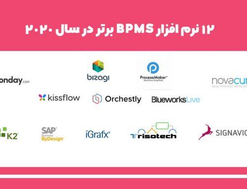 ۱۲ نرم افزار BPMS برتر در سال ۲۰۲۰ | سیستمهای مدیریت فرآیندهای کسب و کار
